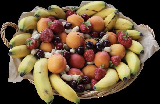 corbeille fruits nantes bio livraison entreprise