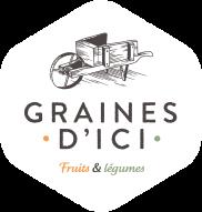 logo - Livraison de fruits et légumes BIO - Graines d'ici - Nantes
