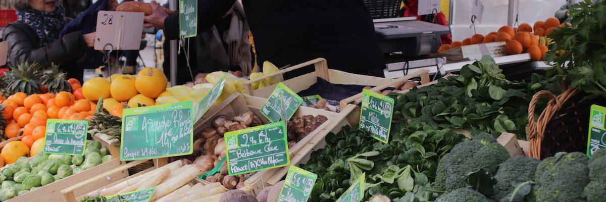 marché - Livraison de fruits et légumes BIO - Graines d'ici - Nantes