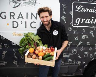 Paniers Corbeilles salade de fruits - Livraison de fruits et légumes BIO - Graines d'ici - Nantes