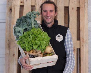 44 BtoB BtoC - Corbeilles coffrets entreprises ou particuliers - Livraison de fruits et légumes BIO - Graines d'ici - Nantes