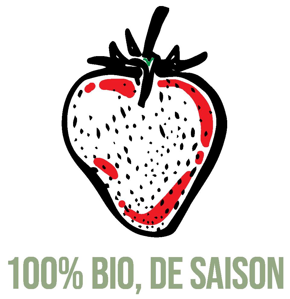 livraison fruits bio entreprise à Nantes