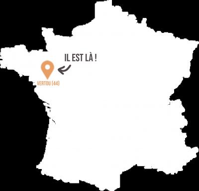 Jacques Cassard - Vertou 44 - Livraison de fruits et légumes BIO - Graines d'ici - Nantes
