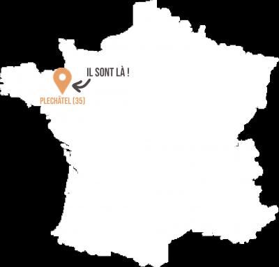 Franck Tiriau Plechâtel 35 - Livraison de fruits et légumes BIO - Graines d'ici - Nantes