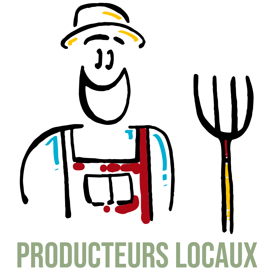 Producteurs locaux et bio Graines d'ici à Nantes
