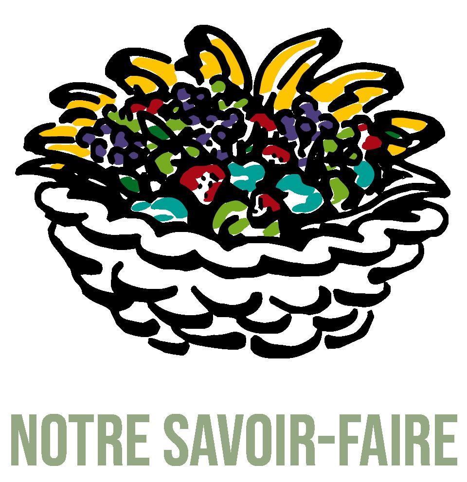 livraison paniers fruits bio entreprise à Nantes