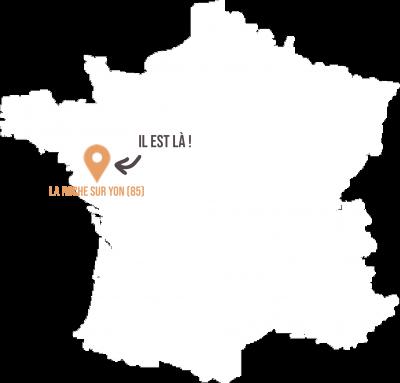 Thierry - Brochain -LRY - La Roche Sur Yon 85 - - Livraison de fruits et légumes BIO - Graines d'ici - Nantes