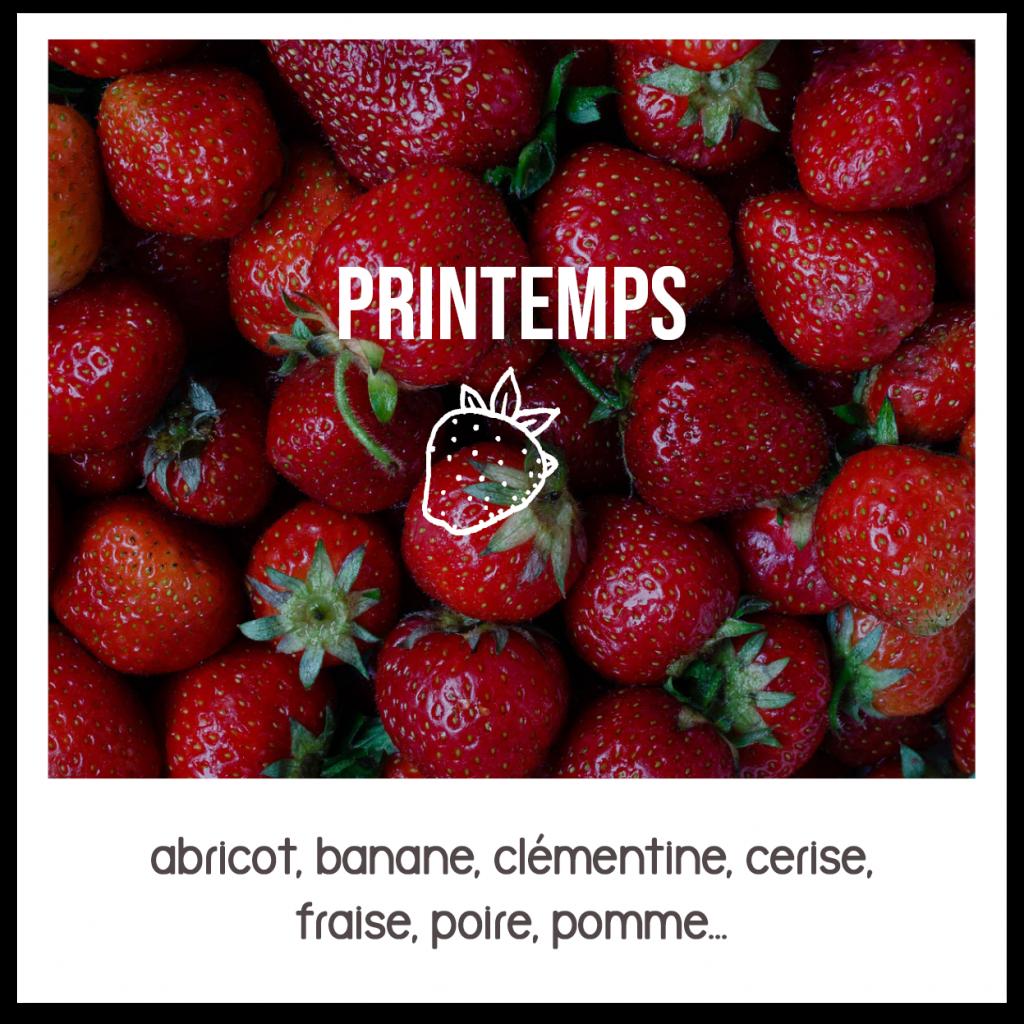 fruits bio en entreprise à Nantes
