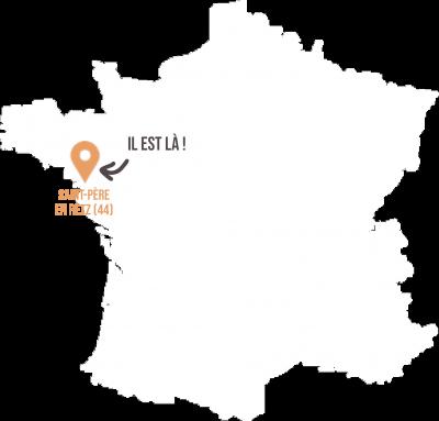 Eric SOUFFLEUX Saint Père en Retz 44 - Livraison de fruits et légumes BIO - Graines d'ici - Nantes