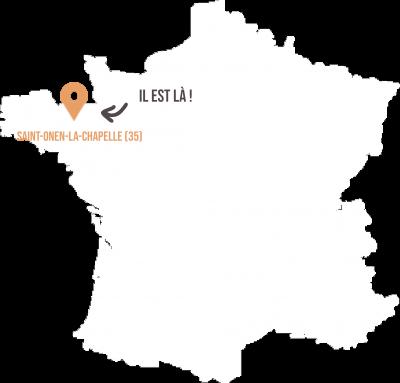 Arnaud LEBRUN Saint-Onen-La-Chapelle - Livraison de fruits et légumes BIO - Graines d'ici - Nantes