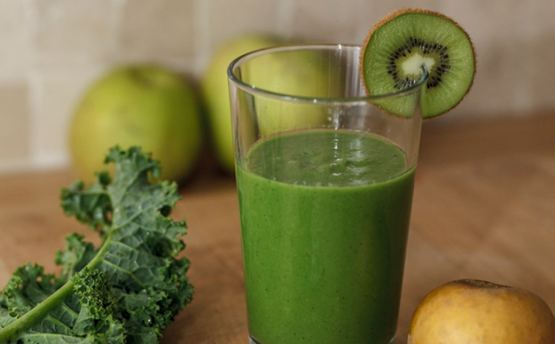 recette Green Smoothie Graines d'ici