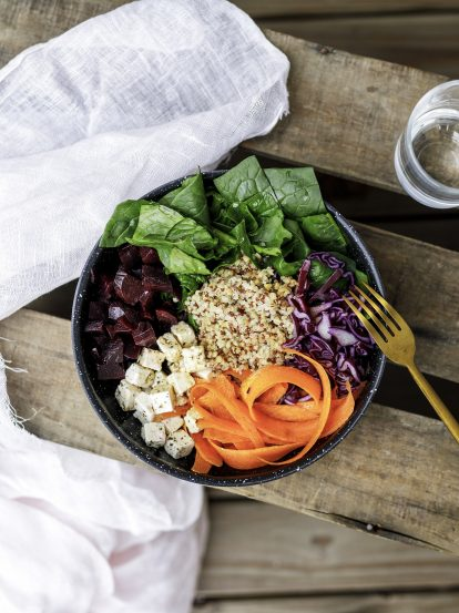 buddha bowl Graines d'ici