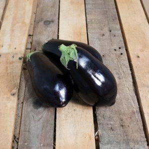 aubergine bio local