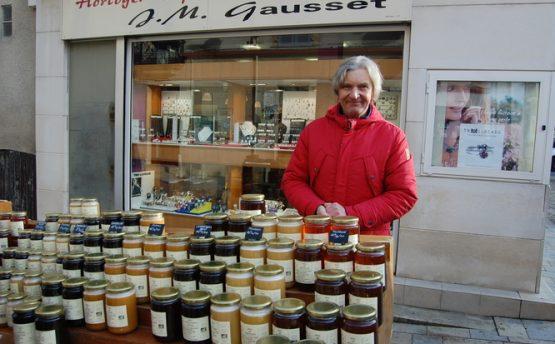 Paul Desnoyers Apiculteur Livraison de miel bio à nantes